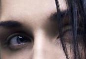 Augenausschnitt