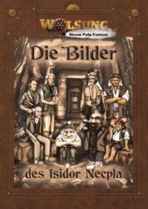 Abenteuer Die Bilder des Isidor Necpla
