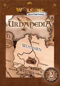 Titelbild Urdapedia – Ausgabe 2